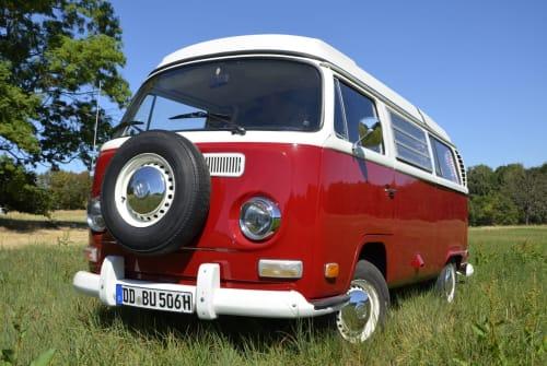 Wohnmobil mieten in Dresden von privat | Volkswagen Amelie