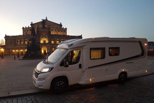Wohnmobil mieten in Hutthurm von privat | Weinsberg Cara Mia