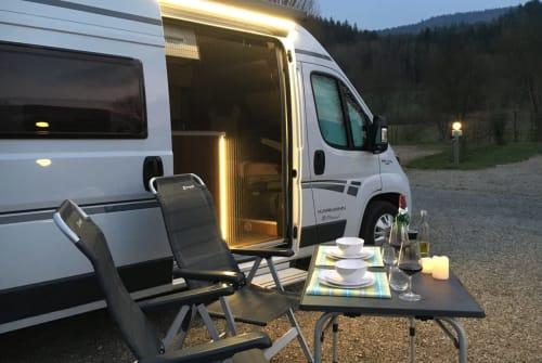 Wohnmobil mieten in Bad Camberg von privat | Karmann Travelist