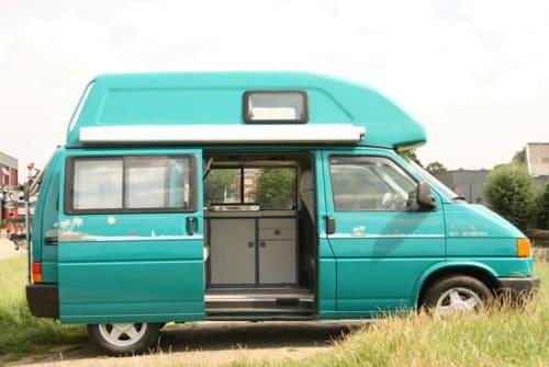Wohnmobil mieten in Montfoort von privat | Volkswagen T4 Groene camper