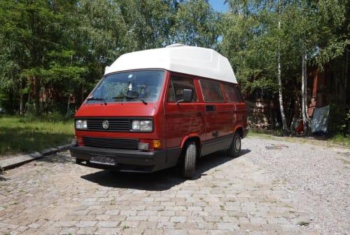 Wohnmobil mieten in Dresden von privat | Volkswagen Anna