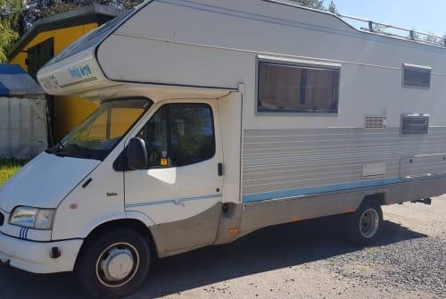 Wohnmobil mieten in Wedemark von privat   Ford Familienkreuzer