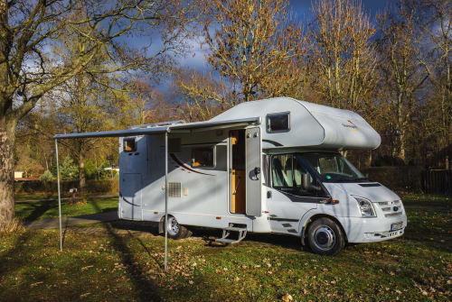 Wohnmobil mieten in Bitterfeld-Wolfen von privat | Ford Siggi