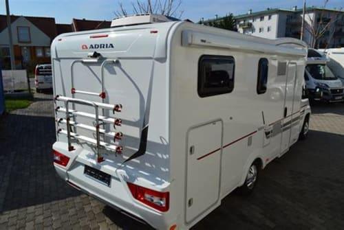 Wohnmobil mieten in Brockel von privat | Adria Homerunner