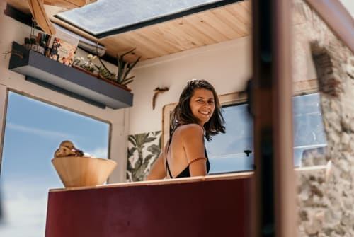 Wohnmobil mieten in Timelkam von privat | Iveco Daily NILS