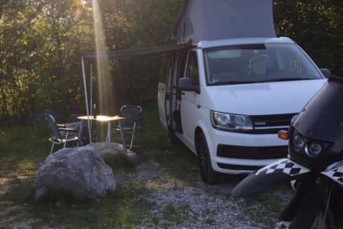 Wohnmobil mieten in Hausham von privat | VW T6 T6 Cali Nichta