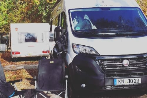 Wohnmobil mieten in Konstanz von privat | Sunliving Wohnfred Womo