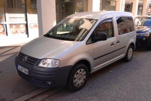 Wohnmobil mieten in Freiburg im Breisgau von privat | VW Gertrude