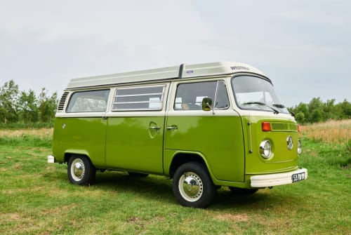 Wohnmobil mieten in Drachten von privat | Volkswagen Bus Londen