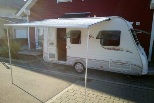 Wohnmobil mieten in Eimeldingen von privat | Sterckeman Luna