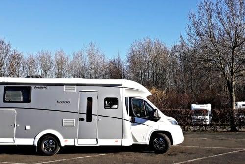 Wohnmobil mieten in Rees von privat | Dethleffs Trendy 747