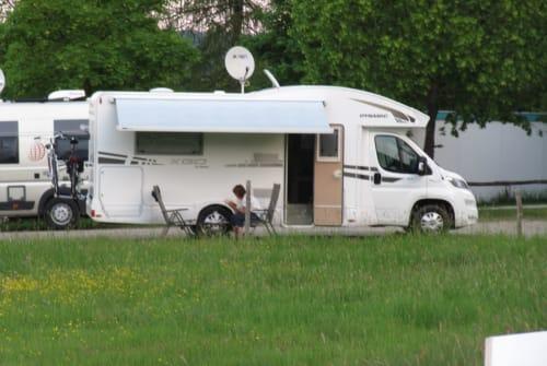 Wohnmobil mieten in Bad Berneck i. Fichtelgebirge von privat | XGO Dynamic 95P Mueller-WoMo