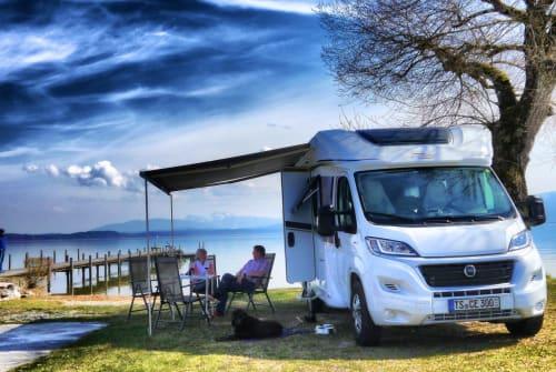 Wohnmobil mieten in Ruhpolding von privat | Carado SunCa