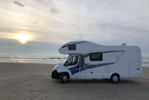 Wohnmobil mieten in Kiel von privat | Knaus Knaus L!VE 650