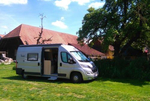 Wohnmobil mieten in Bretzfeld von privat | Citroen Clever Drive