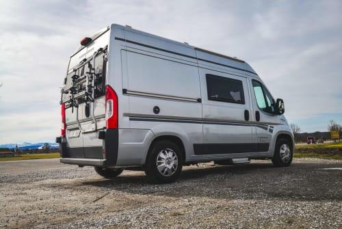Wohnmobil mieten in Kühbach von privat   Karmann Journey Maker