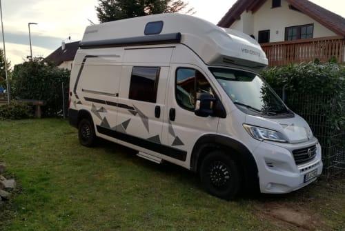 Wohnmobil mieten in Appenweier von privat | Weinsberg Carabus Cityplus Autark