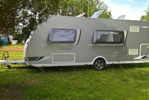 Wohnmobil mieten in Buchholz in der Nordheide von privat | Dethleffs Rolling home...