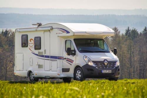 Wohnmobil mieten in Stuttgart von privat | Ahorn Ahorn