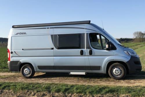 Wohnmobil mieten in Berlin von privat | Fiat Ducato - Pössl Bea