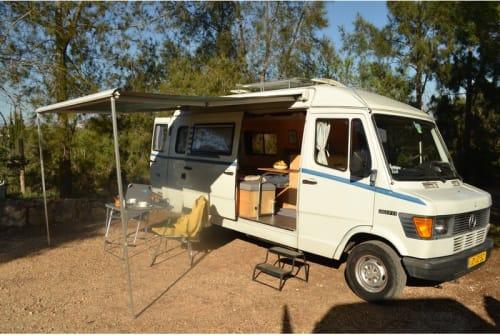 Wohnmobil mieten in Alcantarilha von privat | Mercedes mercedes 207