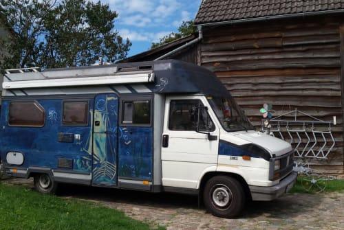 Wohnmobil mieten in Berlin von privat | Fiat Nautibus