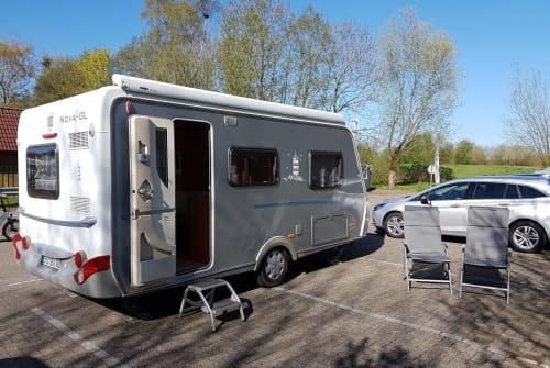 Wohnmobil mieten in Berlin von privat | ERIBA OLDO