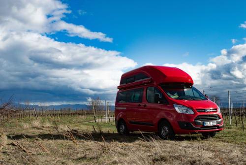 Wohnmobil mieten in Endingen am Kaiserstuhl von privat | Ford EMMI