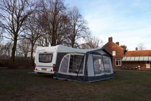 Wohnmobil mieten in Beringe von privat | Hobby Hobby 460 mover