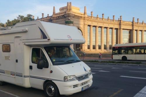 Wohnmobil mieten in Solingen von privat | Fiat Ducato Su