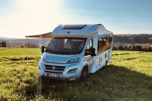Wohnmobil mieten in Dörnberg von privat | Bürstner Ixeo 726