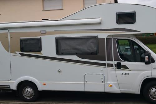 Wohnmobil mieten in Wetzlar von privat | Carado Webermobil