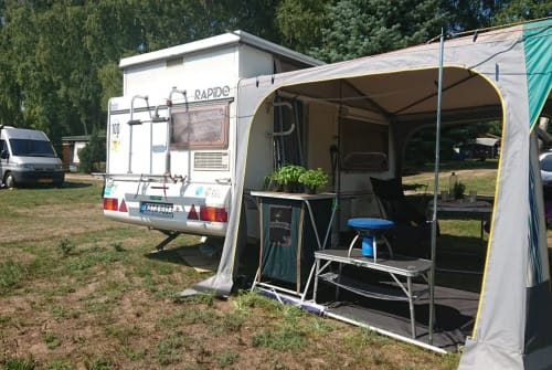 Wohnmobil mieten in Marxzell von privat | Rapido 32 Rapido