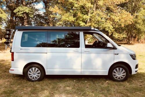 Wohnmobil mieten in Leipzig von privat | VW VW T6 CaliBeach