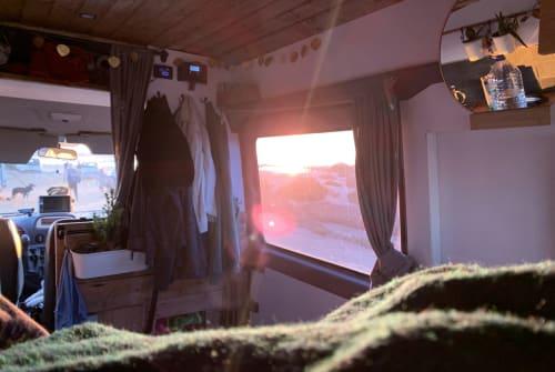 Wohnmobil mieten in Chieming von privat | Mercedes Benz Mads