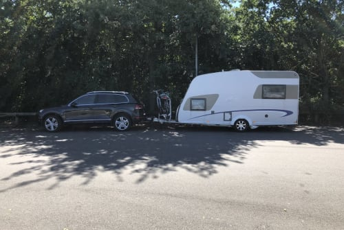Wohnmobil mieten in Schwetzingen von privat | Bürstner Hightower