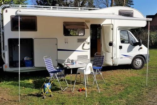Wohnmobil mieten in Wakendorf II von privat | Fiat Ducato Womi