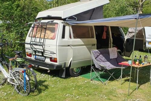 Wohnmobil mieten in Viersen von privat | VW Schnuckel EINS