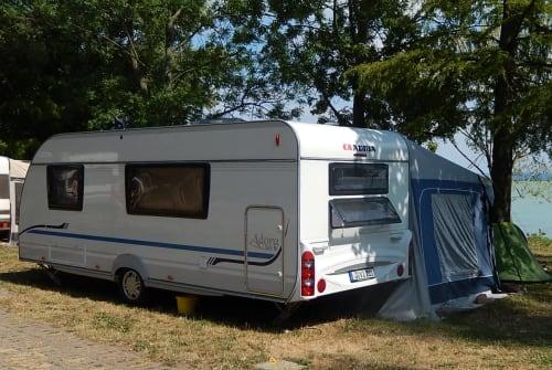 Wohnmobil mieten in Jena von privat | Adria Fischersmans