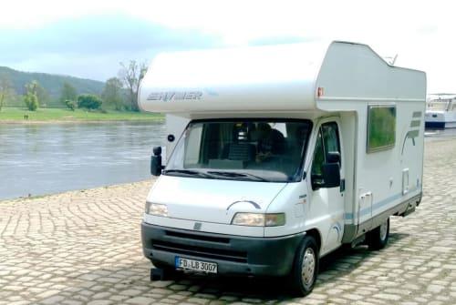 Wohnmobil mieten in Fulda von privat | Hymer DICKER BÄR