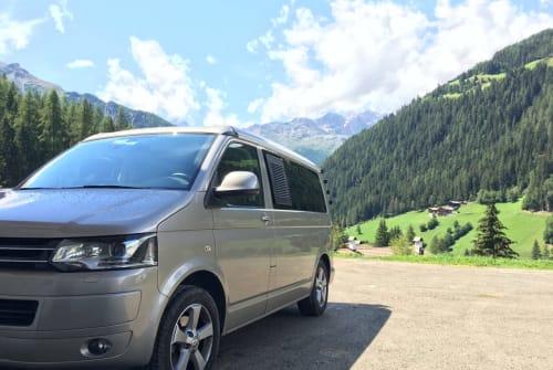 Wohnmobil mieten in Berlin von privat | VW Eddi