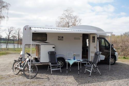 Wohnmobil mieten in Limburg an der Lahn von privat | LMC Birdy