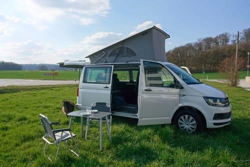 Wohnmobil mieten in Pielenhofen von privat | VW Luxi