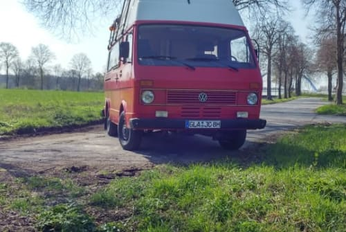 Wohnmobil mieten in Gladbeck von privat | Volkswagen VW LT Oldtimer