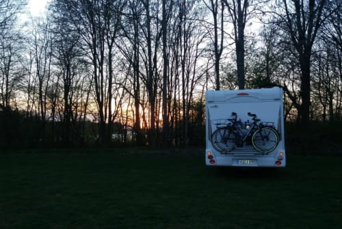 Wohnmobil mieten in Bad Driburg von privat | Rimor Eagle