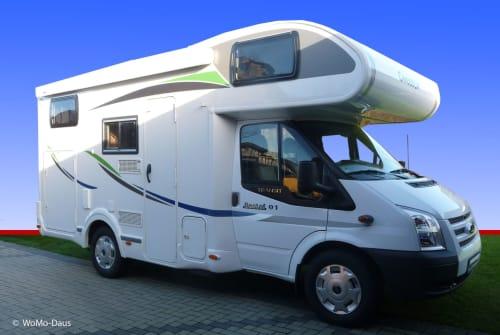 Wohnmobil mieten in Wenzendorf von privat | Chausson Shorty