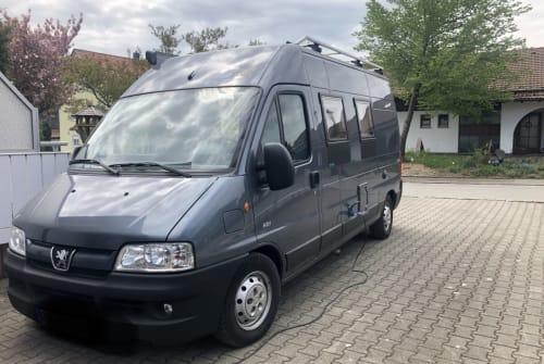 Wohnmobil mieten in München von privat | Burow Carlo