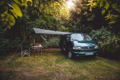 Wohnmobil mieten in Münster von privat | VW MS Emma
