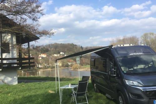 Wohnmobil mieten in Wüstheuterode von privat | Pössl  Bruni