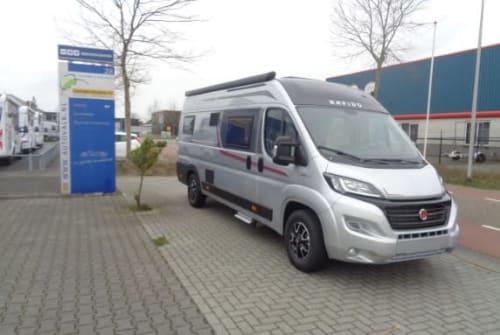 Wohnmobil mieten in Nijverdal von privat | Rapido Rapido V68